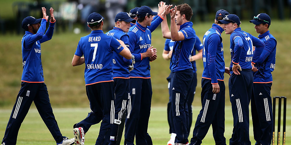 England U19s