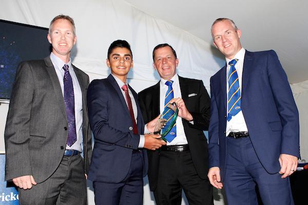 Essex Cricket End of season gala awards 20160077