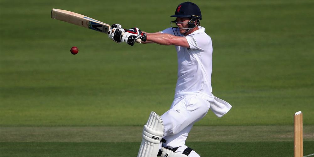 Tom Westley pulling England