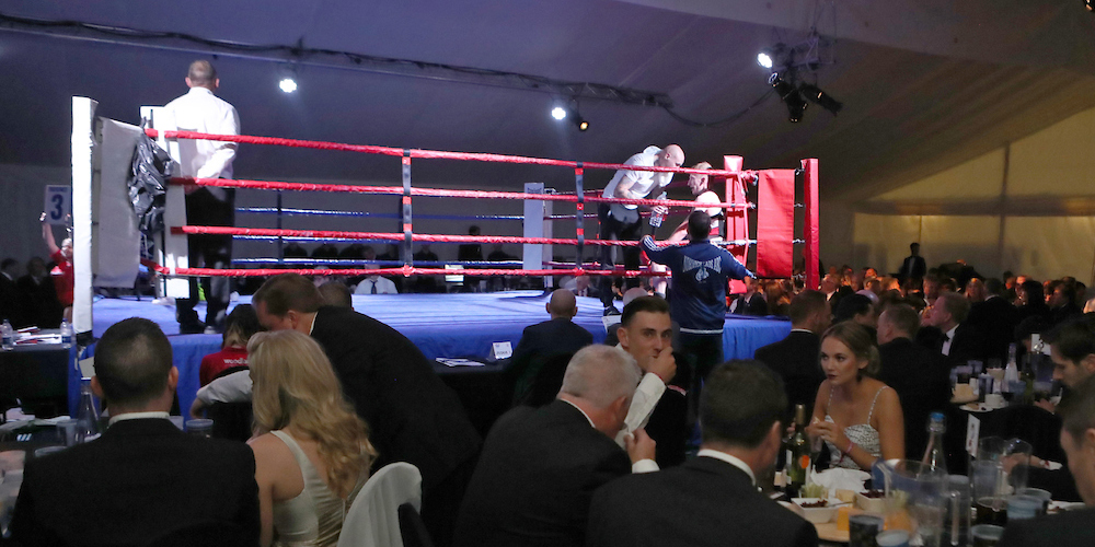Boxing Cloudfm County Ground