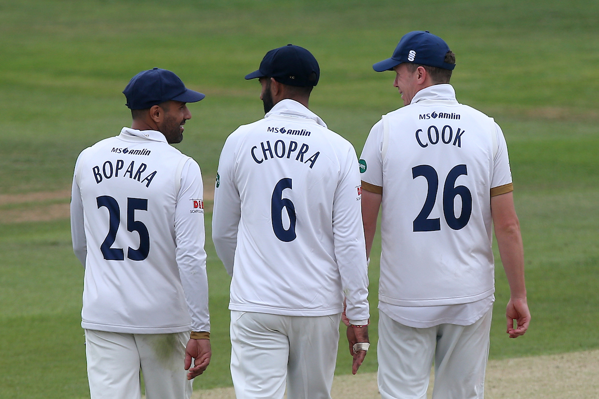 Essex CCC vs Surrey CCC, Specsavers County Championship Division 1, Cricket, The Cloudfm County Ground, Chelmsford, Essex, United Kingdom – 04 Sep 2018