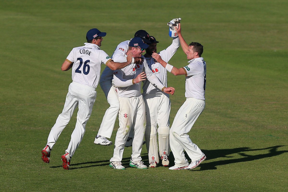 Worcestershire CCC vs Essex CCC, Specsavers County Championship Division 1, Cricket, New Road, Worcester, Worcestershire, United Kingdom – 13 May 2018
