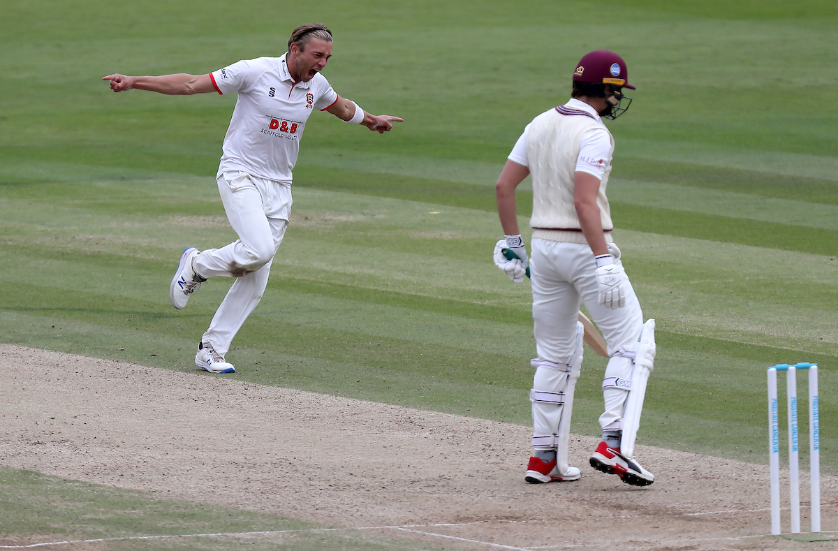 Somerset CCC vs Essex CCC, Bob Willis Trophy Final, Cricket, Lord's Cricket Ground, St John's Wood, London, United Kingdom – 26 Sep 2020