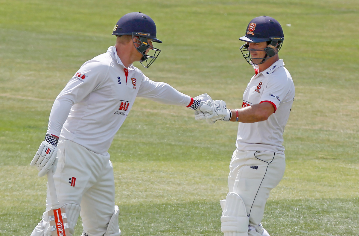 Essex v Kent – Bob Willis Trophy: Day 3