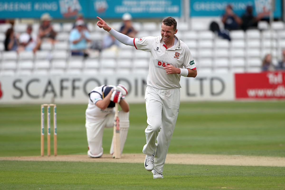 Essex CCC vs Warwickshire CCC, Specsavers County Championship Division 1, Cricket, The Cloudfm County Ground, Chelmsford, Essex, United Kingdom – 14 Jul 2019