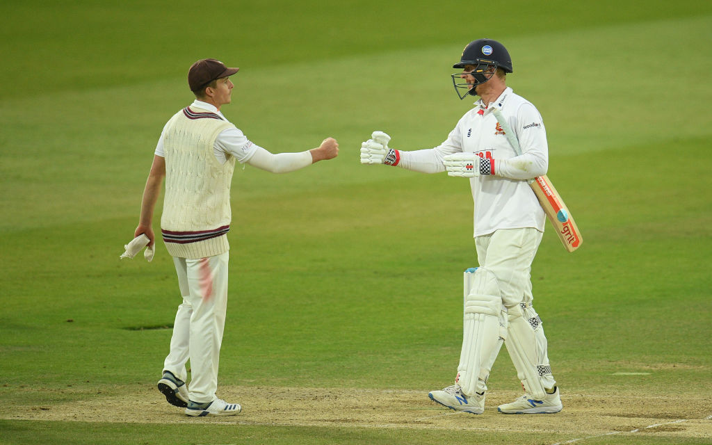 Somerset v Essex – Bob Willis Trophy Final: Day 5