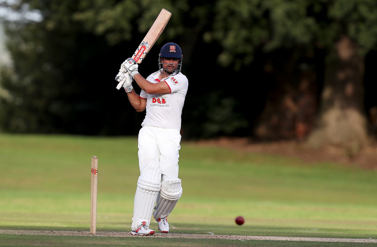 Hampshire CCC vs Essex CCC, Bob Willis Trophy, Cricket, Arundel Castle Cricket Club, Arundel, West Sussex, United Kingdom – 23 Aug 2020