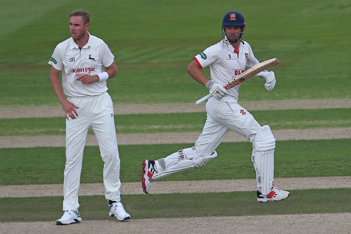 Nottinghamshire CCC vs Essex CCC, Specsavers County Championship Division 1, Cricket, Trent Bridge, Nottingham, Nottinghamshire, United Kingdom – 30 Jun 2019
