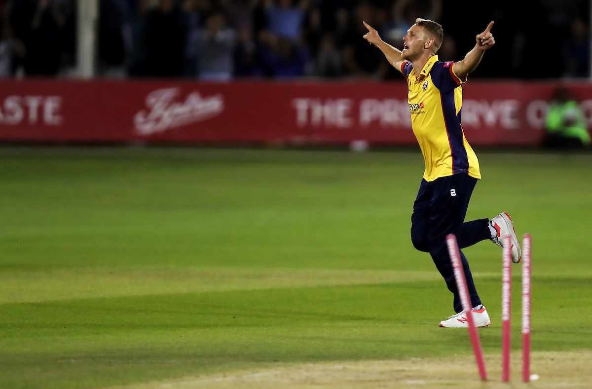 Essex Eagles vs Kent Spitfires, Vitality Blast T20, Cricket, The Cloudfm County Ground, Chelmsford, Essex, United Kingdom – 30 Aug 2019